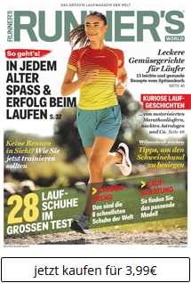 Heft RUNNER'S WORLD